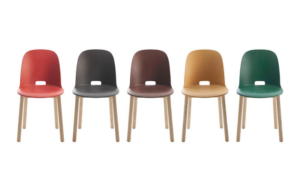 Emeco ALFI Chair Colors