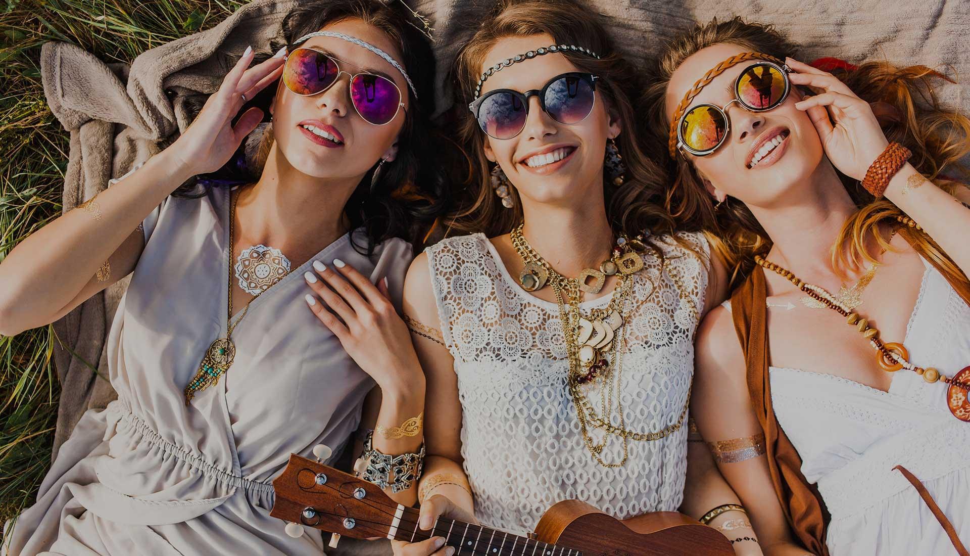 happy girls photo GVA hair