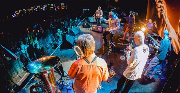 «Радио Зенит» рекомендует летний концерт группы «АукцЫон» - Новости радио OnAir.ru