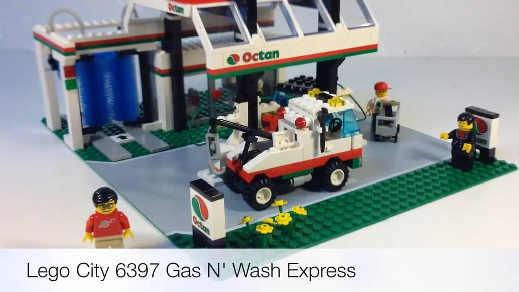 Gas N' Wash Express