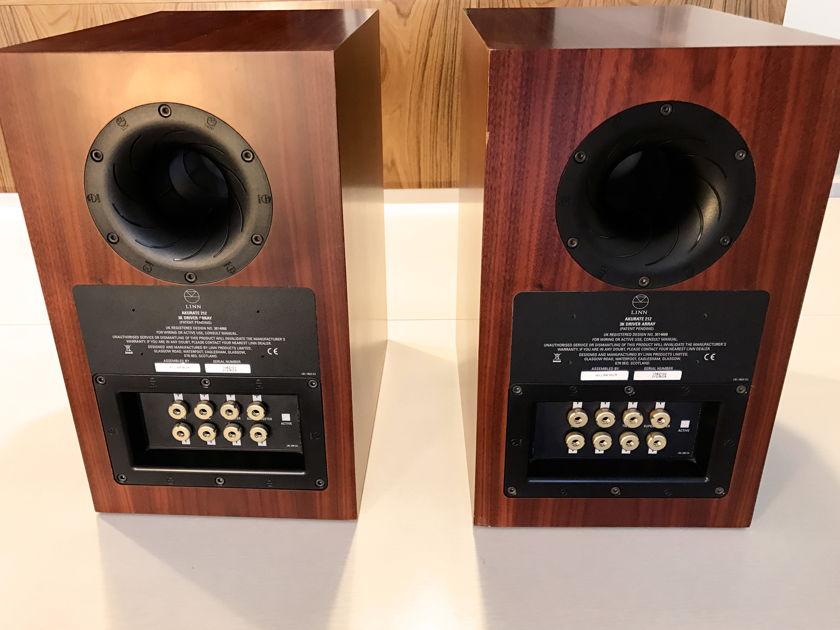Linn Akurate 212 Speakers w/Linn 3K Array