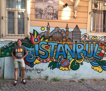 Контрасты Стамбула