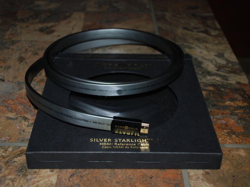 Wireworld Silver Starlight 6 HDMI 2M