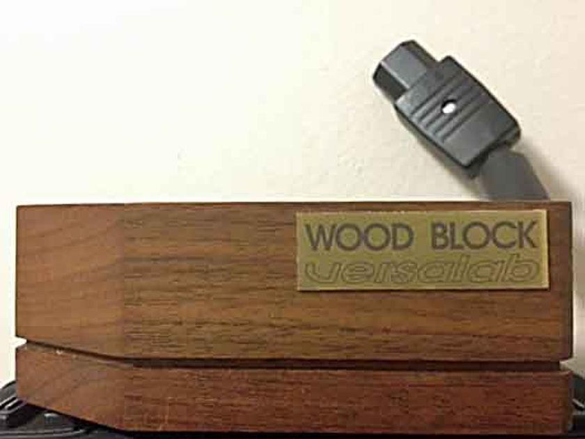 Versalab Wood Block