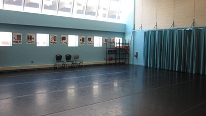 Rent Dance Studio 209