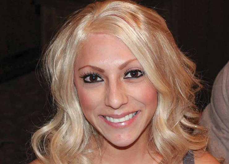 Hair Club Client: Jasmine Arteaga