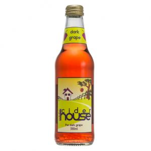 Bottle of Grape Cider