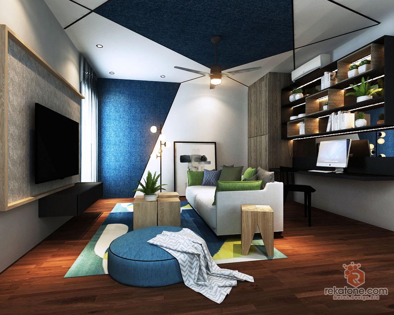 bold-colour-family-room