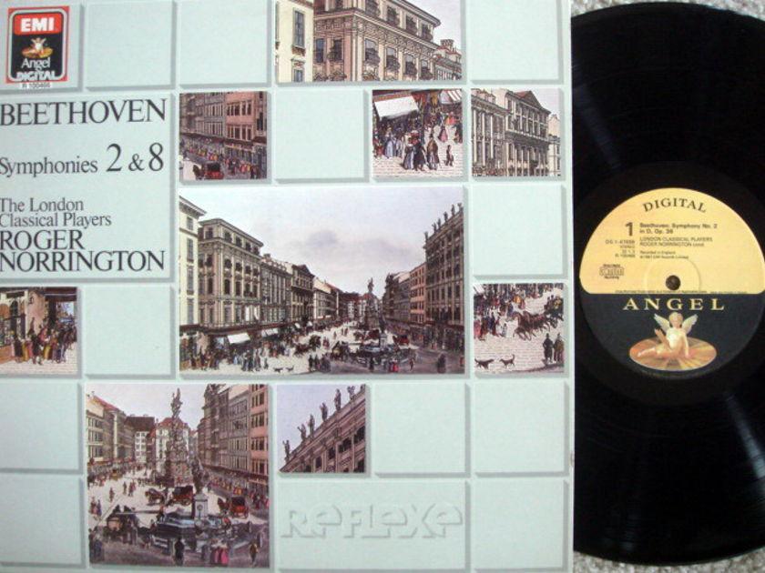 EMI Angel Digital / NORRINGTON, - Beethoven Symphony No.2 & 8,  NM!