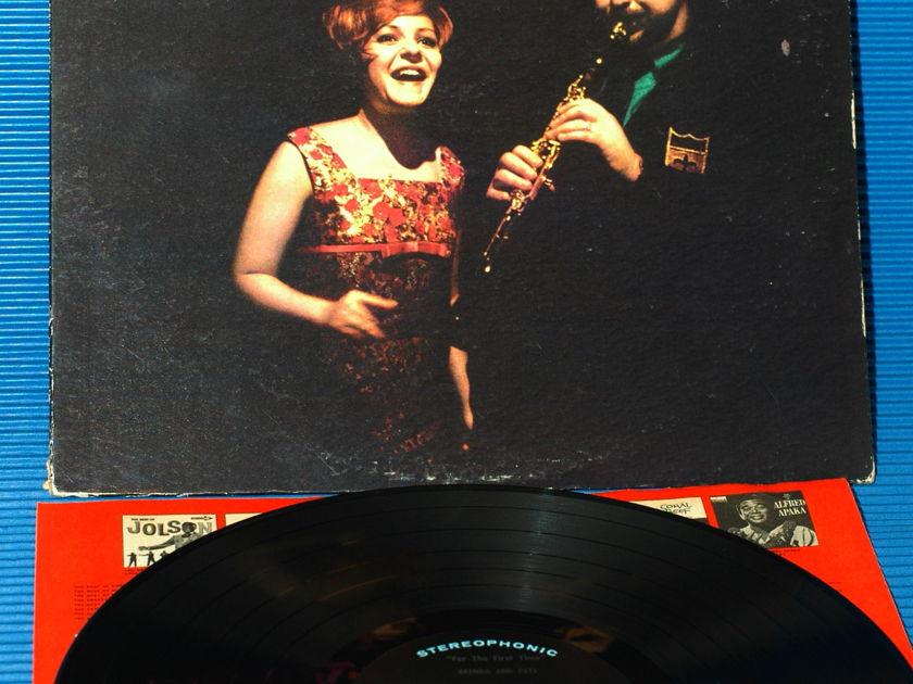 """BRENDA LEE & PETE FOUNTAIN -  - """"Brenda & Pete"""" -  DECCA 1968 Stereo"""