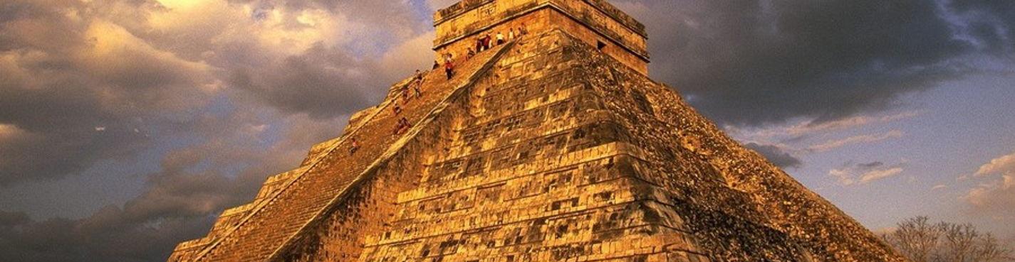 8-е чудо света: пирамида бога солнца Кукулькана, Чичен Ица, священный сенот Ик-Кил с экспертом Майя