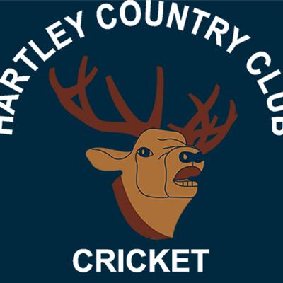 Hartley Country Cricket Club  Logo