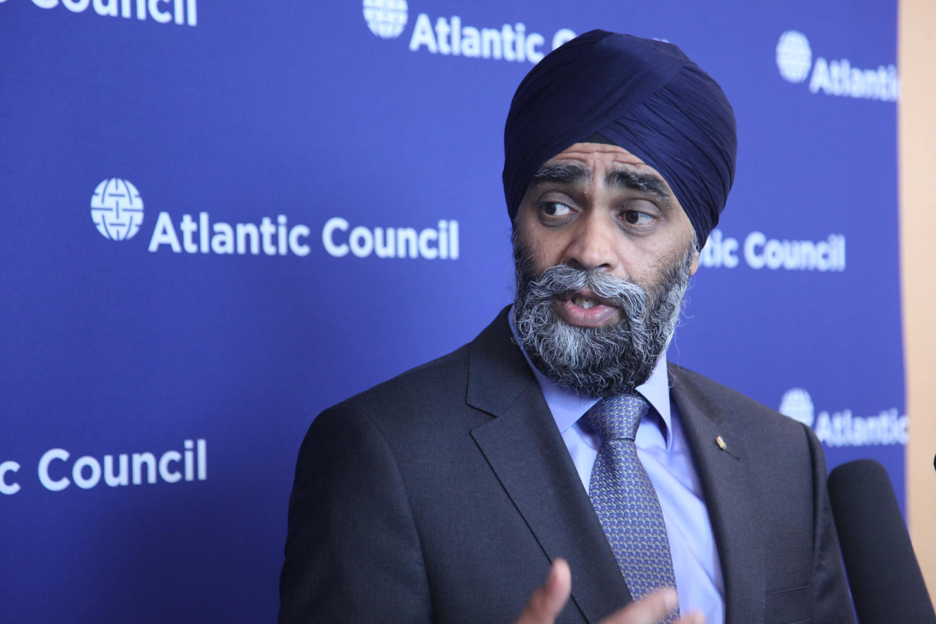 Contributions to NATO More Than Just Budgetary, says Canada's Defense Minister