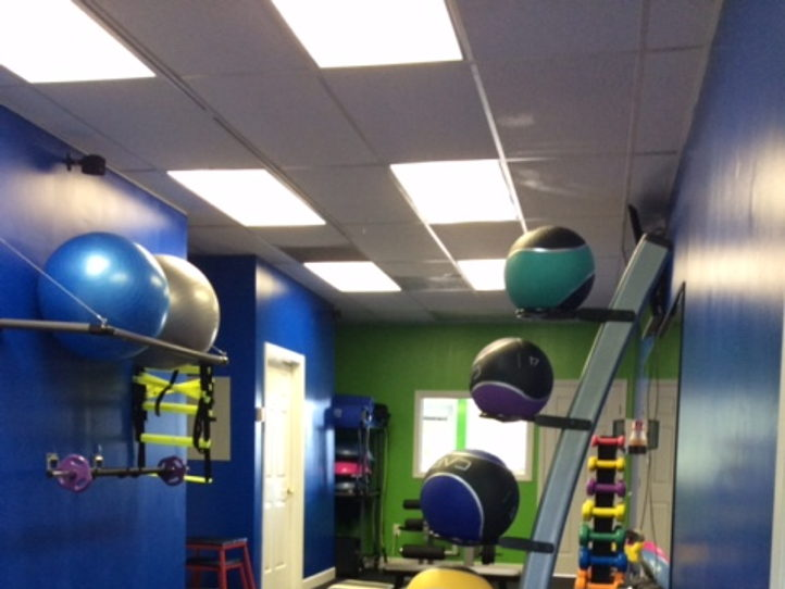Prime Fitness Space Available