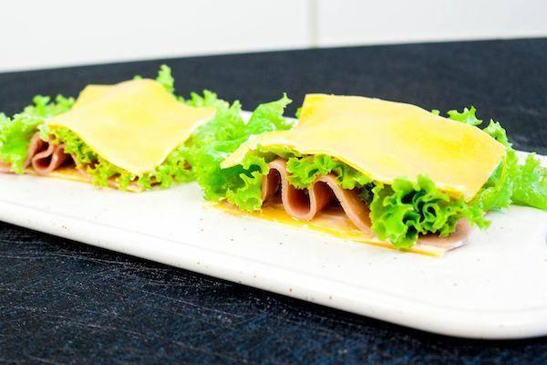 Simple Cheese Sandwch
