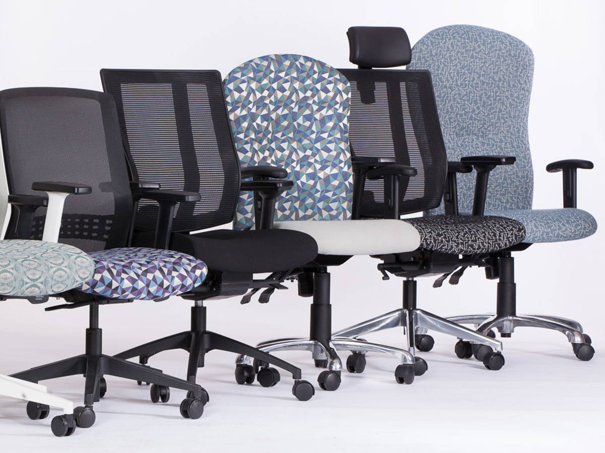 Choosing The Right Office Chair Ergotherapy