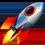 Apple rocket