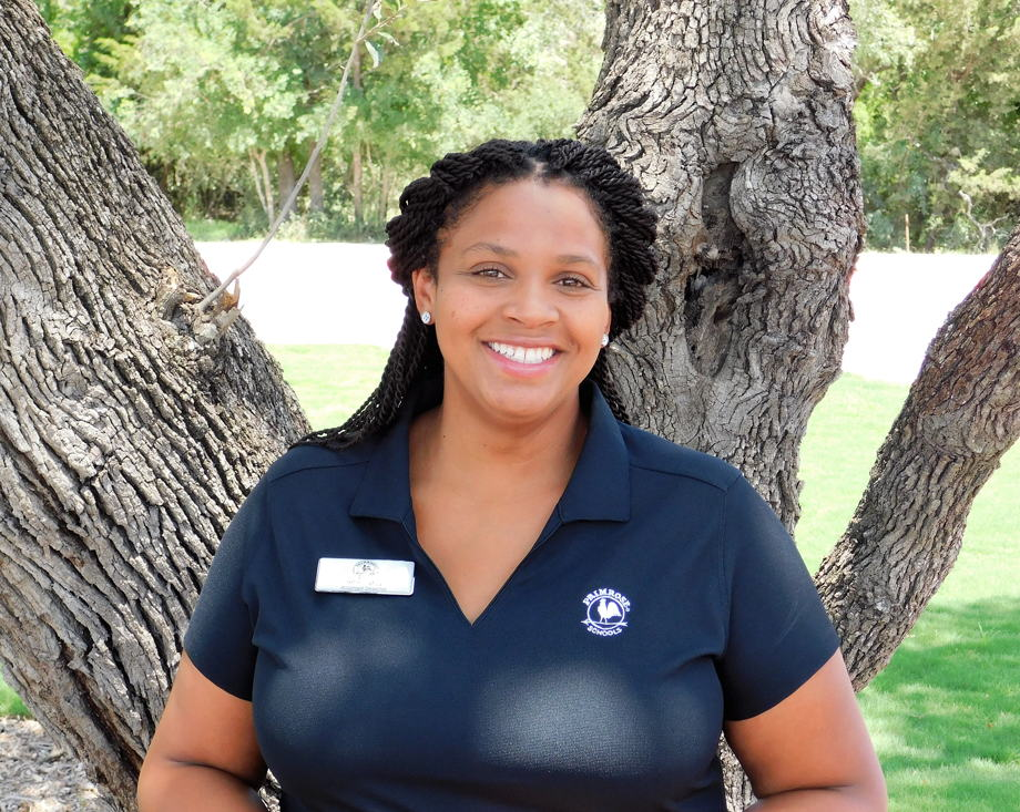 Ms. Amber Shaw , Assistant Director