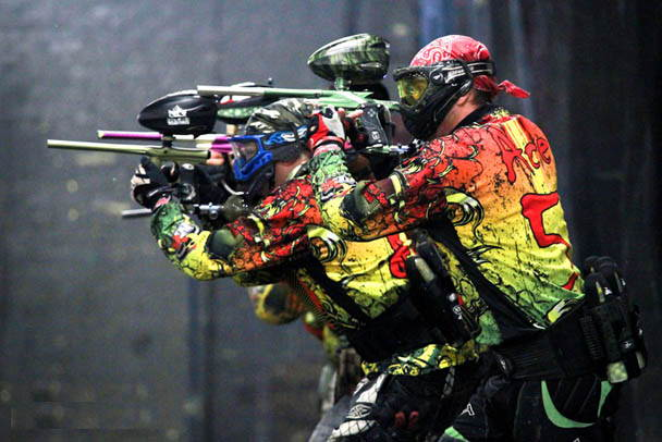Play Paintball in Nairobi