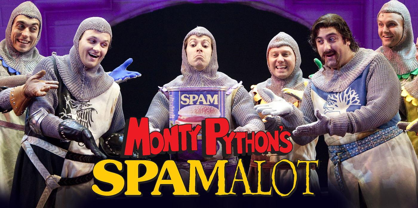 Monty Python's Spamalot at the Shubert Theatre