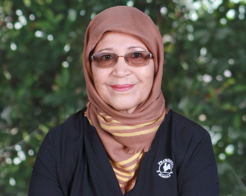Mrs. Nazifa Nawim , Infant Assistant Teacher