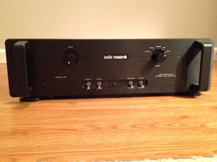 Audio Research ARC LS5 MK2 ( MKII ) WITH REMOTE Includes 10 x 6922 Russian Sovteks