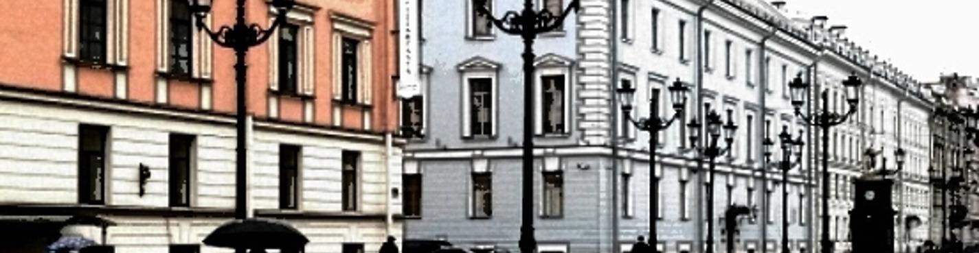 Around Nevsky Prospect