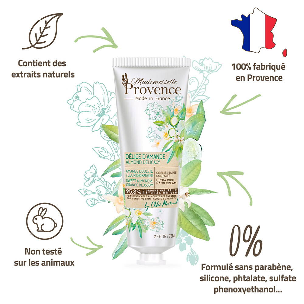 Nos engagements naturels - Mademoiselle Provence