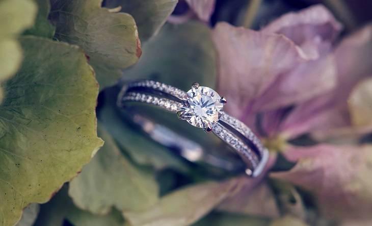 Bespoke handmade diamond engagement rings near me- Pobjoy Diamonds