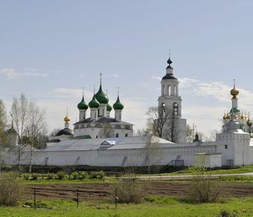 Обзорная экскурсия и поездка в Толгский монастырь
