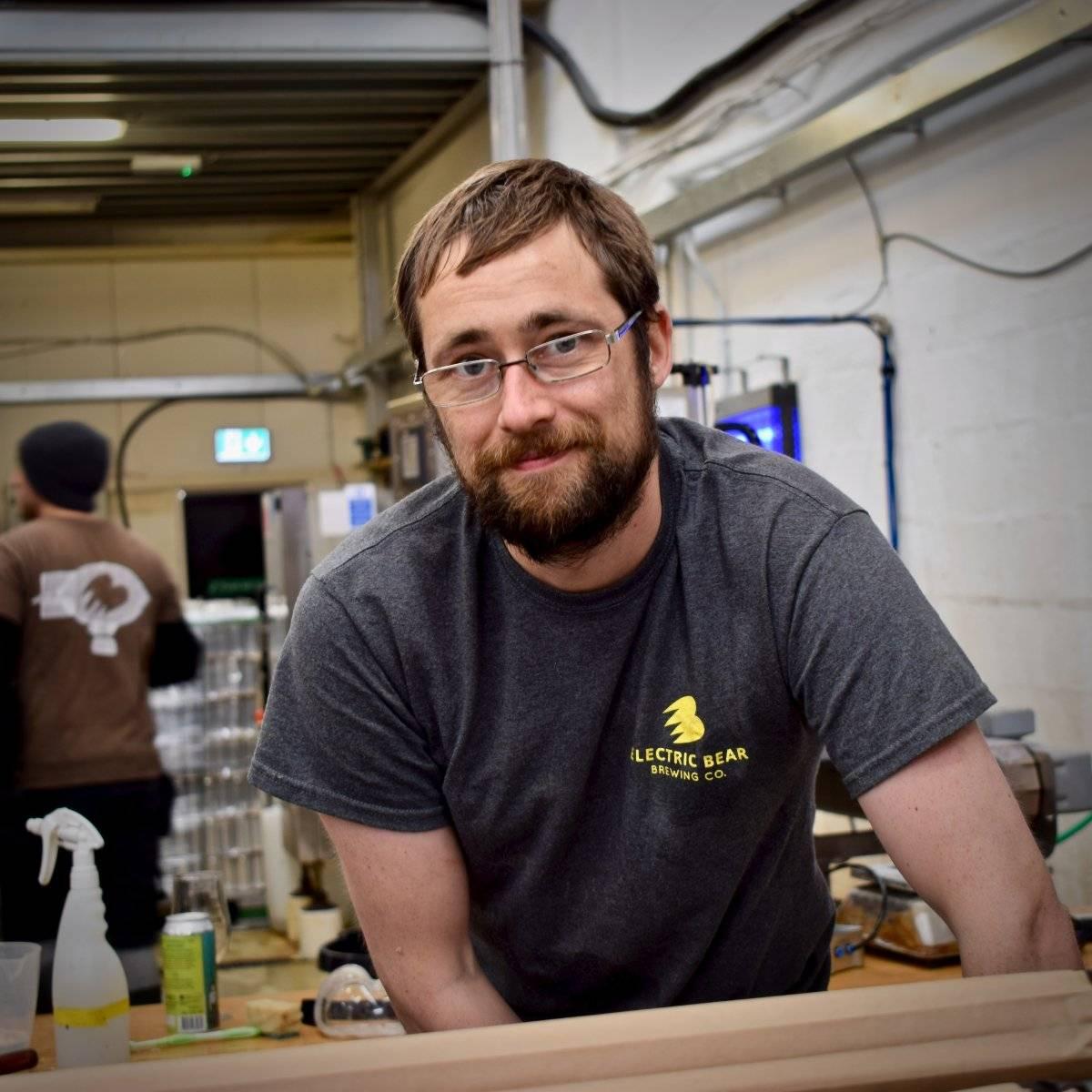 Martyn Lewis Electric Bear Brewing