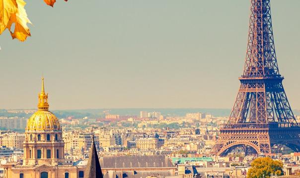 Все самое главное в Париже за 3 часа