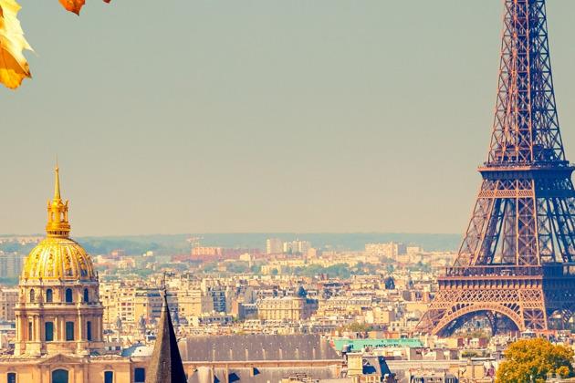 С Парижем на «ты» — дружеская обзорная прогулка
