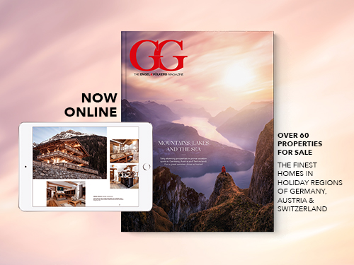 """Mountains, lakes & the sea!"" - The new GG ONLINE magazine is out now!"
