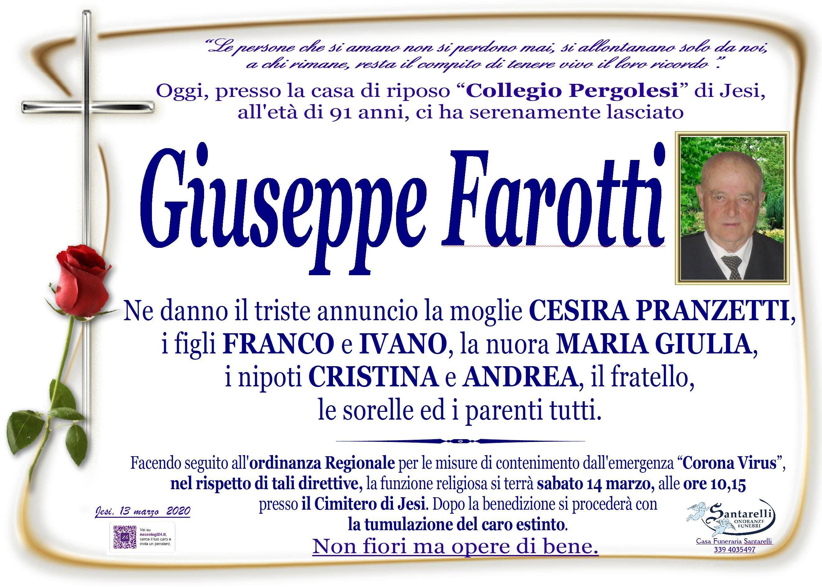 Giuseppe Farotti