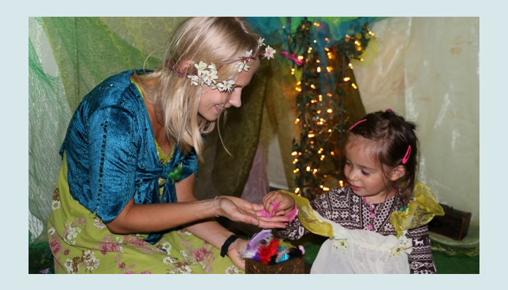 explorado kindermuseum elfen zauberwald
