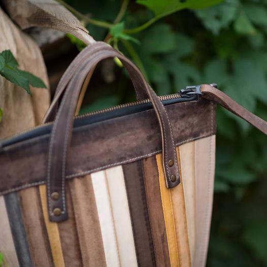 Сумка-рюкзак MRS.BAG из коллекции MACARON