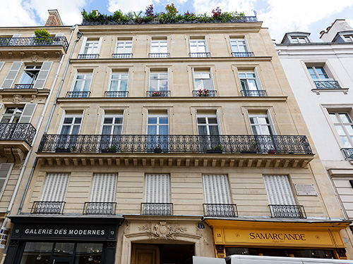 Paris real estate market: High demand and consistently rising prices