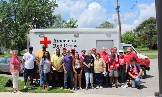 Picture for American Red Cross