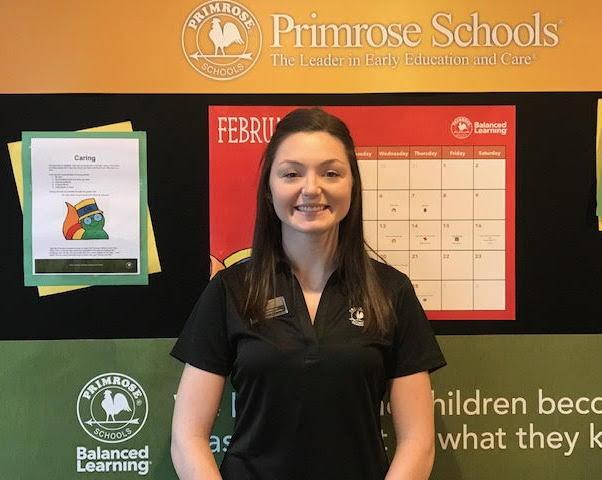 Ms. Courtney Hilfinger , Preschool Pathways Teacher