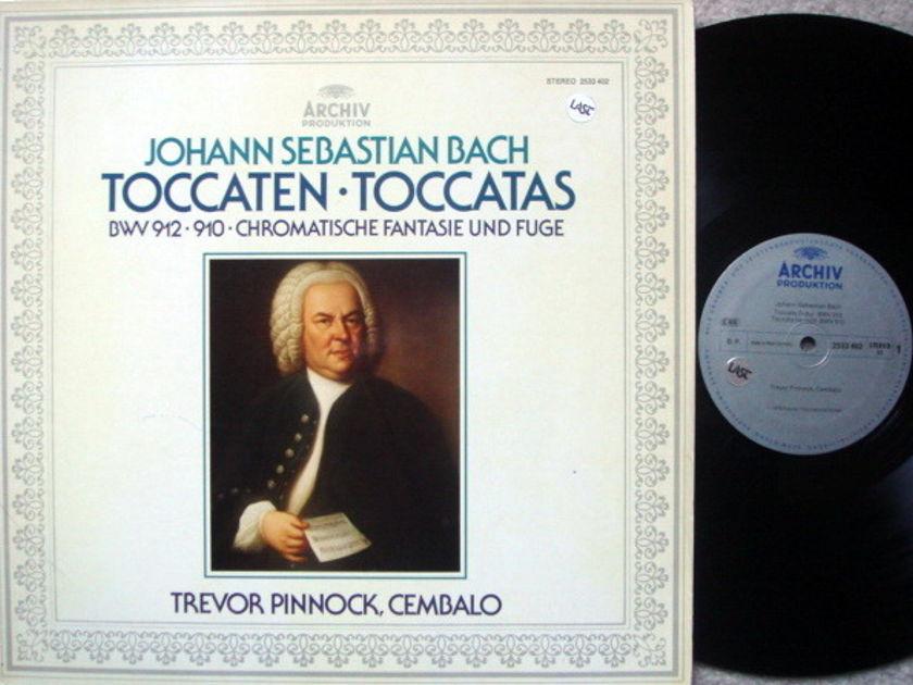 Archiv / PINNOCK, - Bach Toccatas, Fantasia & Fugue, NM!
