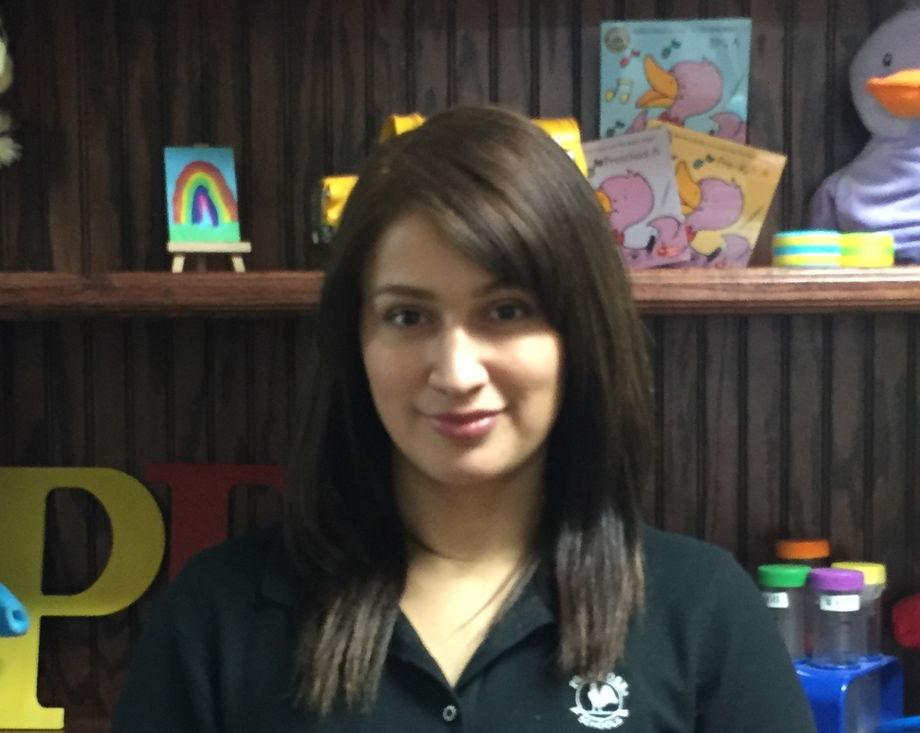 Sasha Faith , Infant Teacher