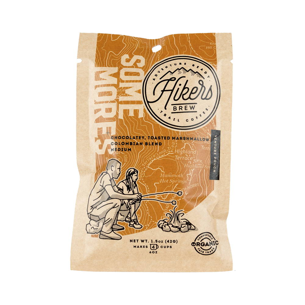 Some Mores - S'mores Flavored Coffee - 1.5 oz