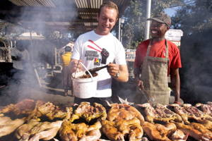 Street Food Tour in Harare