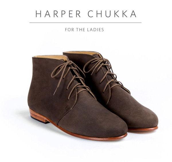 harper chukka boot for women