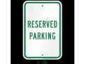 Prime Parking Spot at T.C. Williams High School