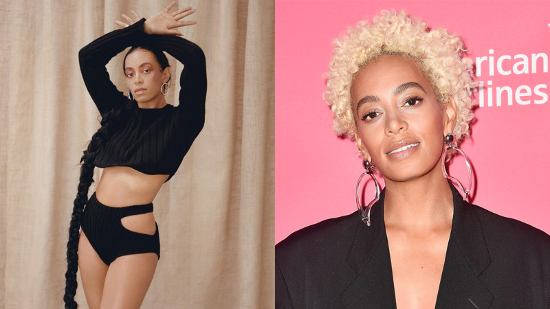 solange natural hairstyles best