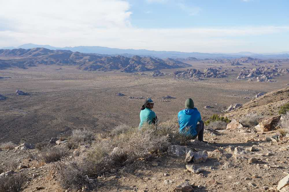 Hike to the summit of Ryan Mountain in Joshua Tree National Park