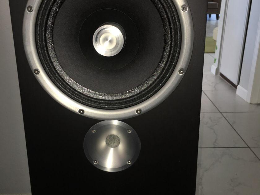 Zu Omen  full range speakers with updated drivers