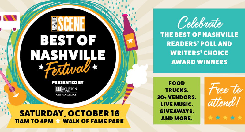 Best of Nashville Festival
